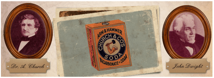 baking soda Arm&Hammer